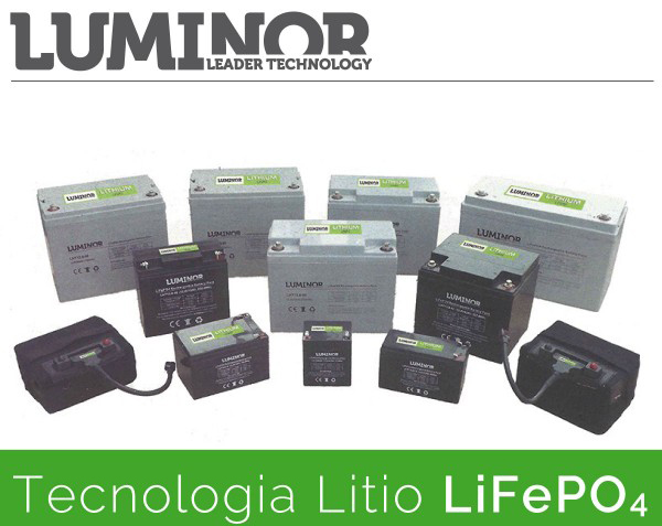 Luminor LHT - 26650 LiFePO4